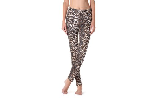 Legging Push-Up Estampa Animal - Animal Print