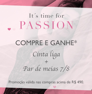 Banner 1 Mobile | Namorados: It´s time for passion!